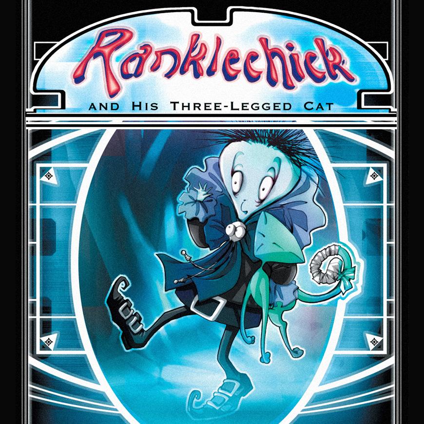 Ranklechick by Rikki and Tavisha — Updated Sporatically