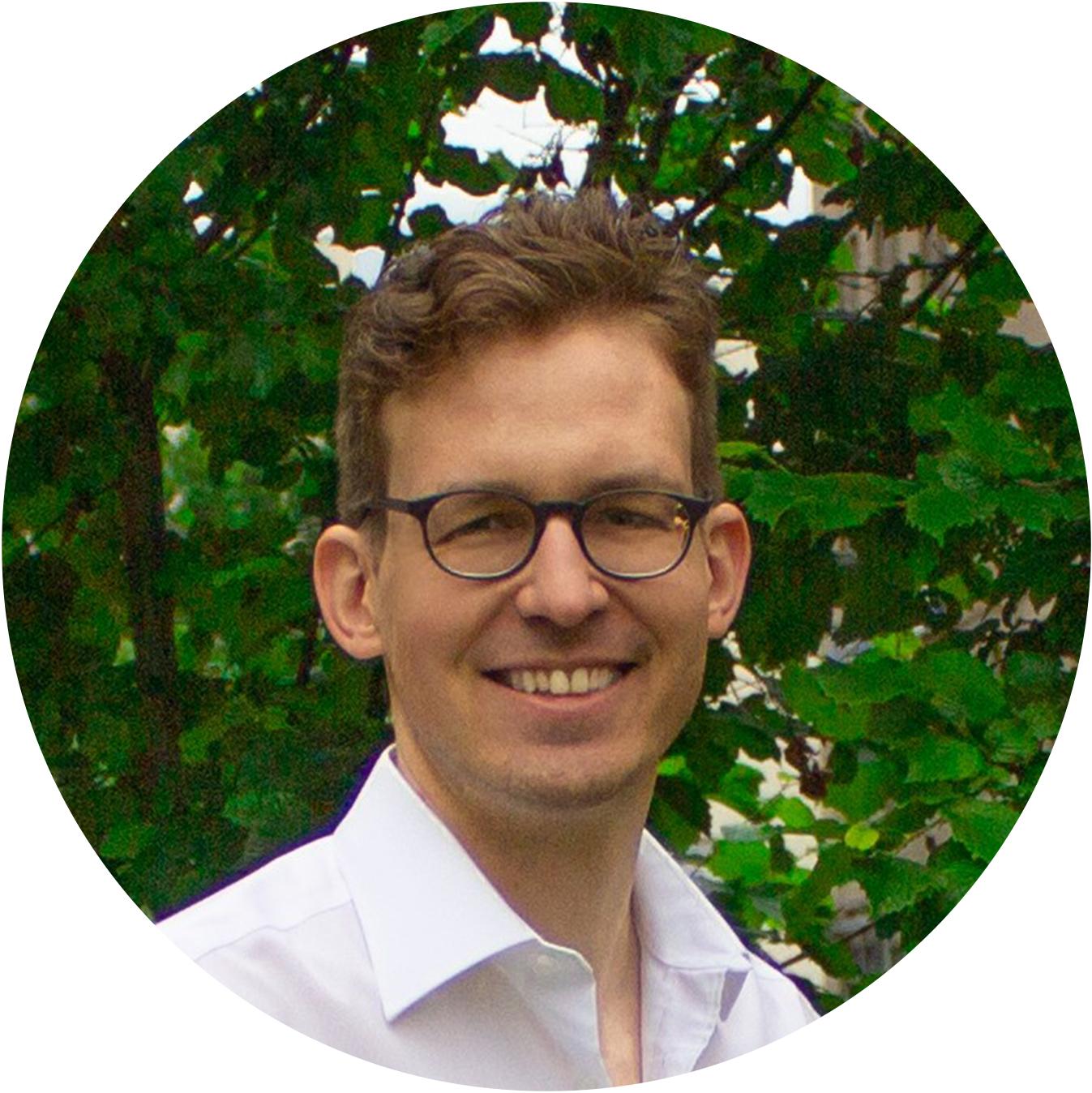Samuel Müller WeAct cofounder profile picture