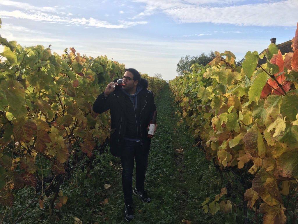 Auriel kommer upp från Bordeaux och skördar för tredje året i rad