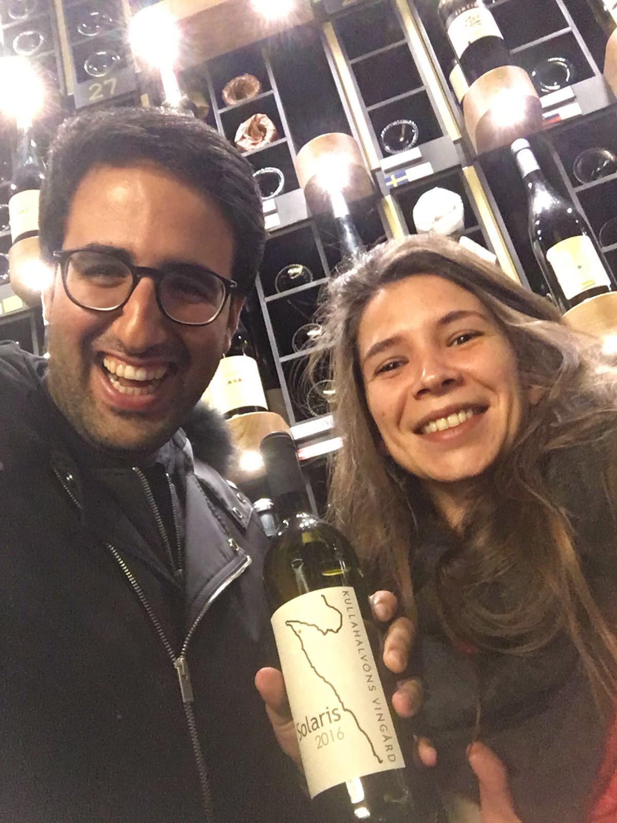 Vår Solaris i Bordeaux på La Cité Du Vin