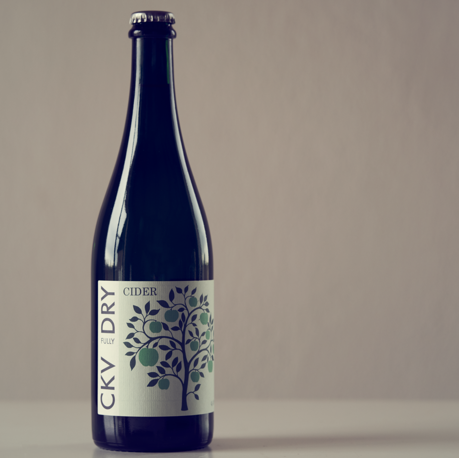 Launching our cider CKV Dry, art#31760