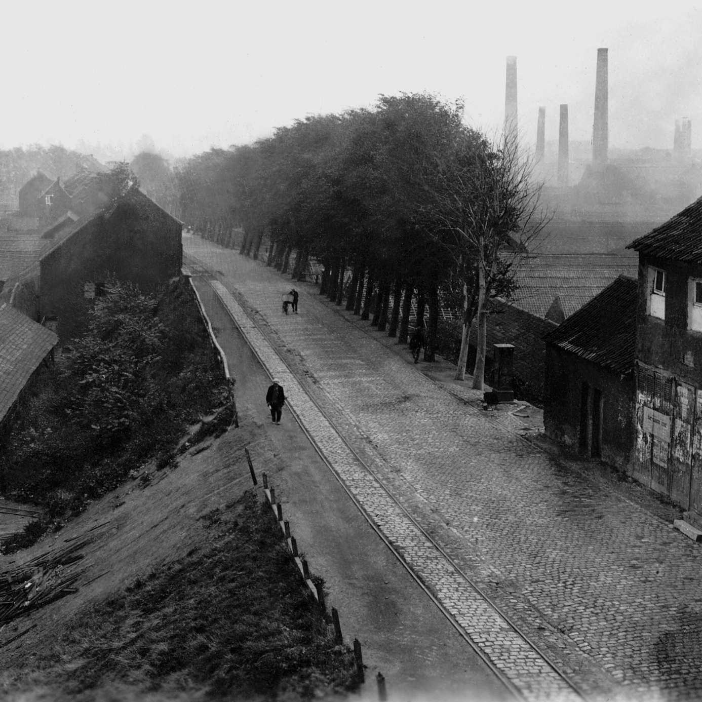 Nielsestraat 20e eeuw