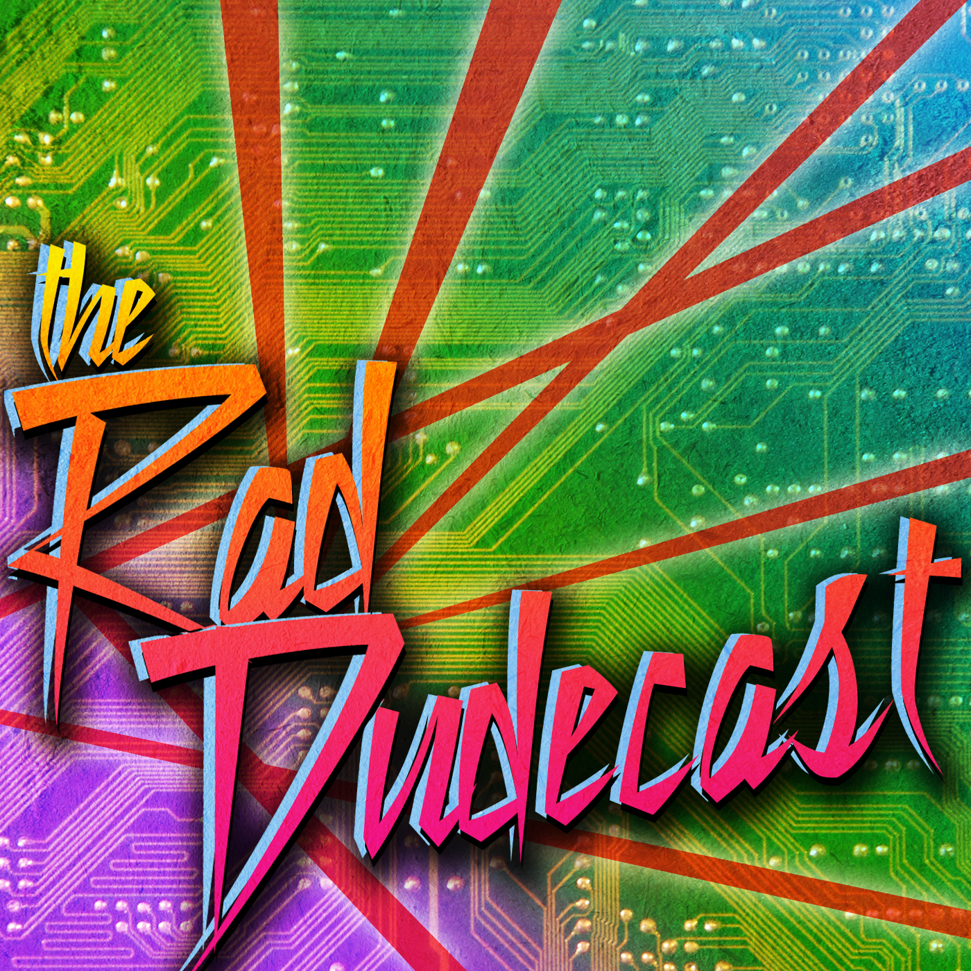 The Rad Dudecast Thumbnail