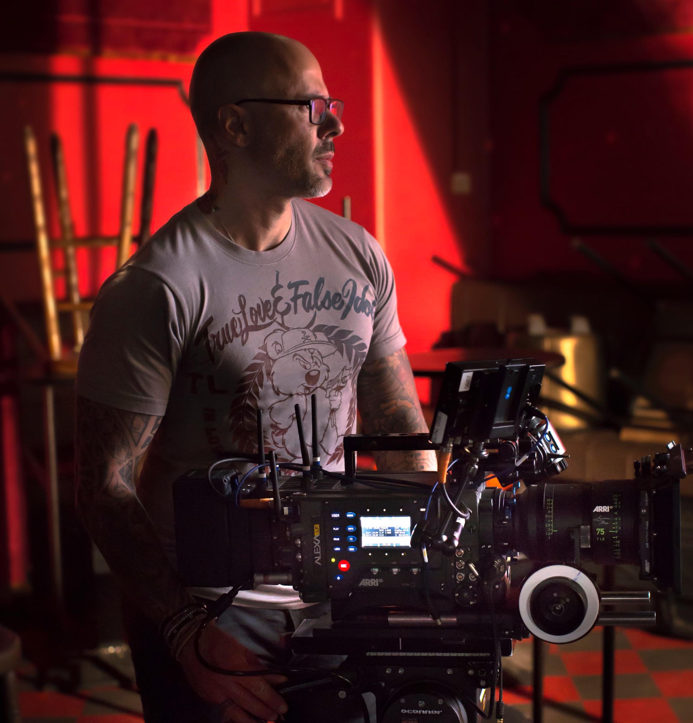 Alex Sapienza, Cinematographer