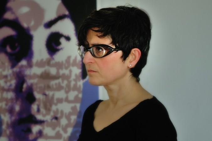 Red Rose Director, Sepideh Farsi