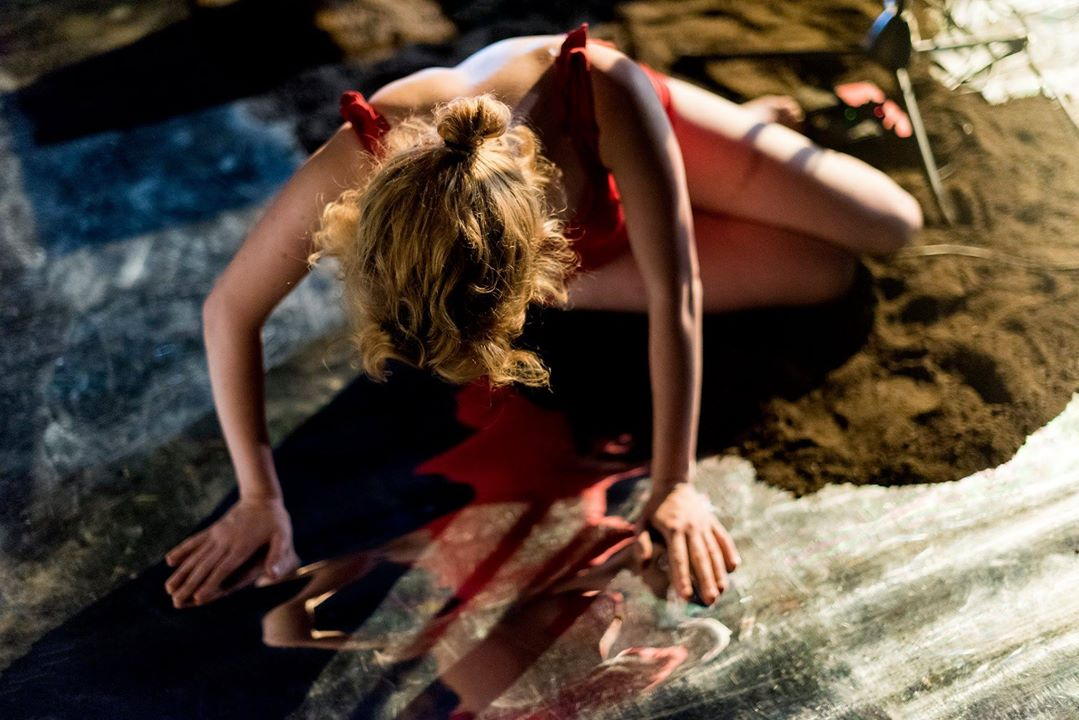 #abovethemealymouthedsea opens Underbelly Edinburgh Cowgate at 2pm, August 3d http://ow.ly/8knc30e2sTR super talented Jemima Foxtrot UnHolyMess