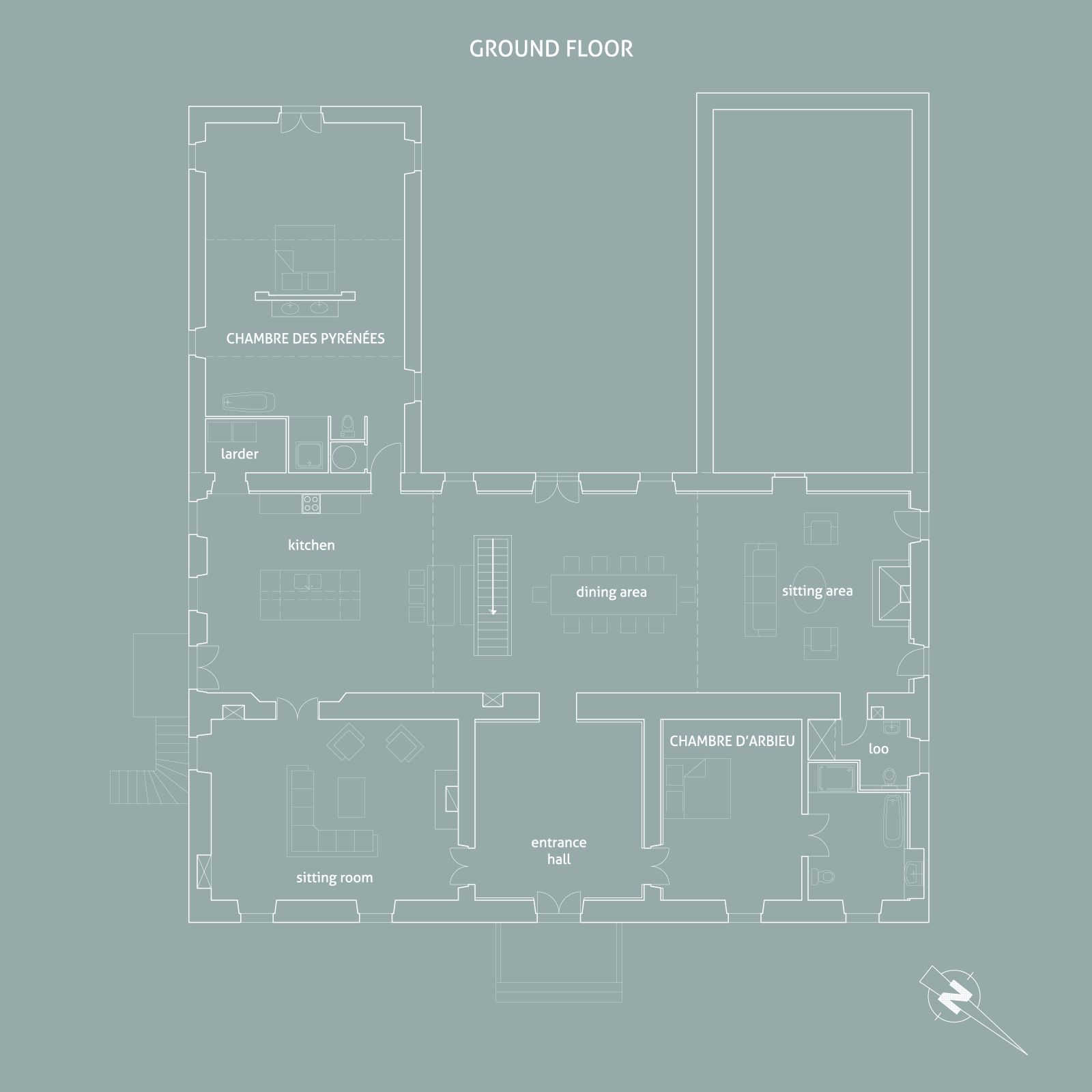 last house plan