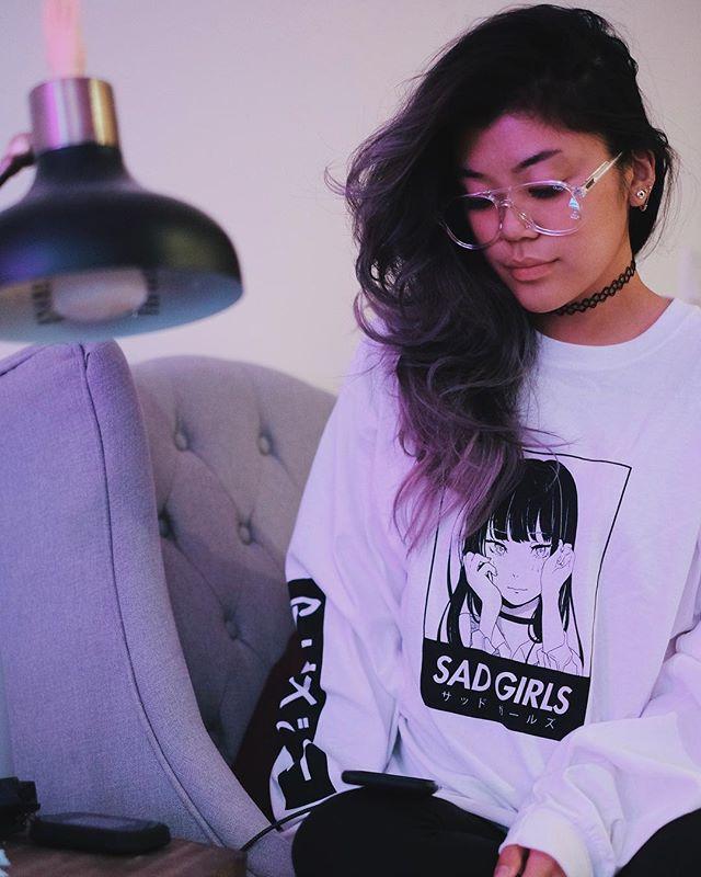 new favorite shirt @animebae.co 🖤