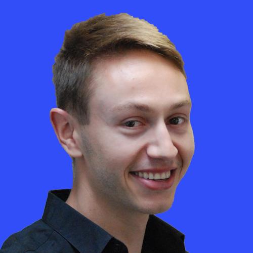 Stoyan Garov, Junior Web Developer
