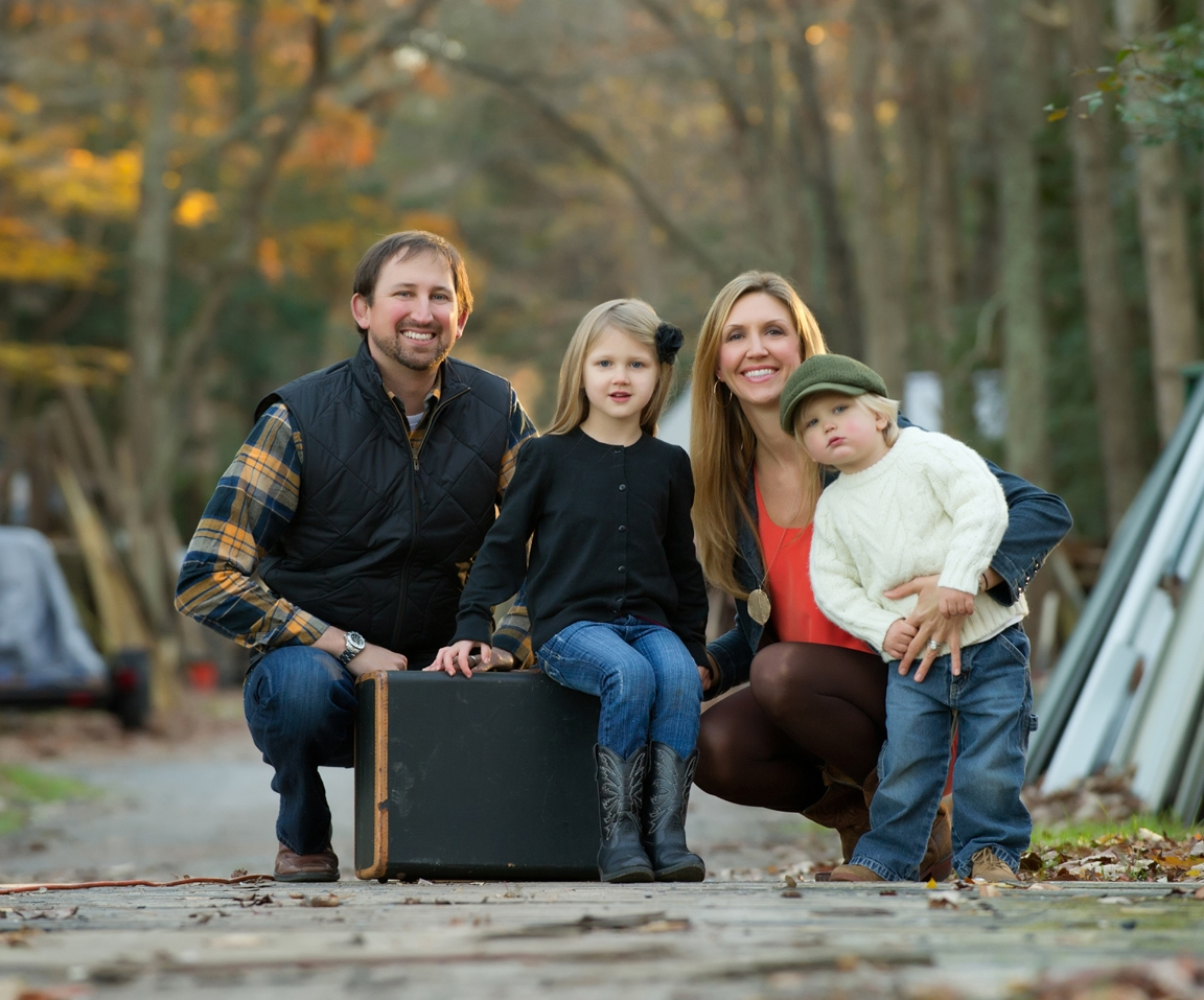 Family Portraits in Maryland and Delaware
