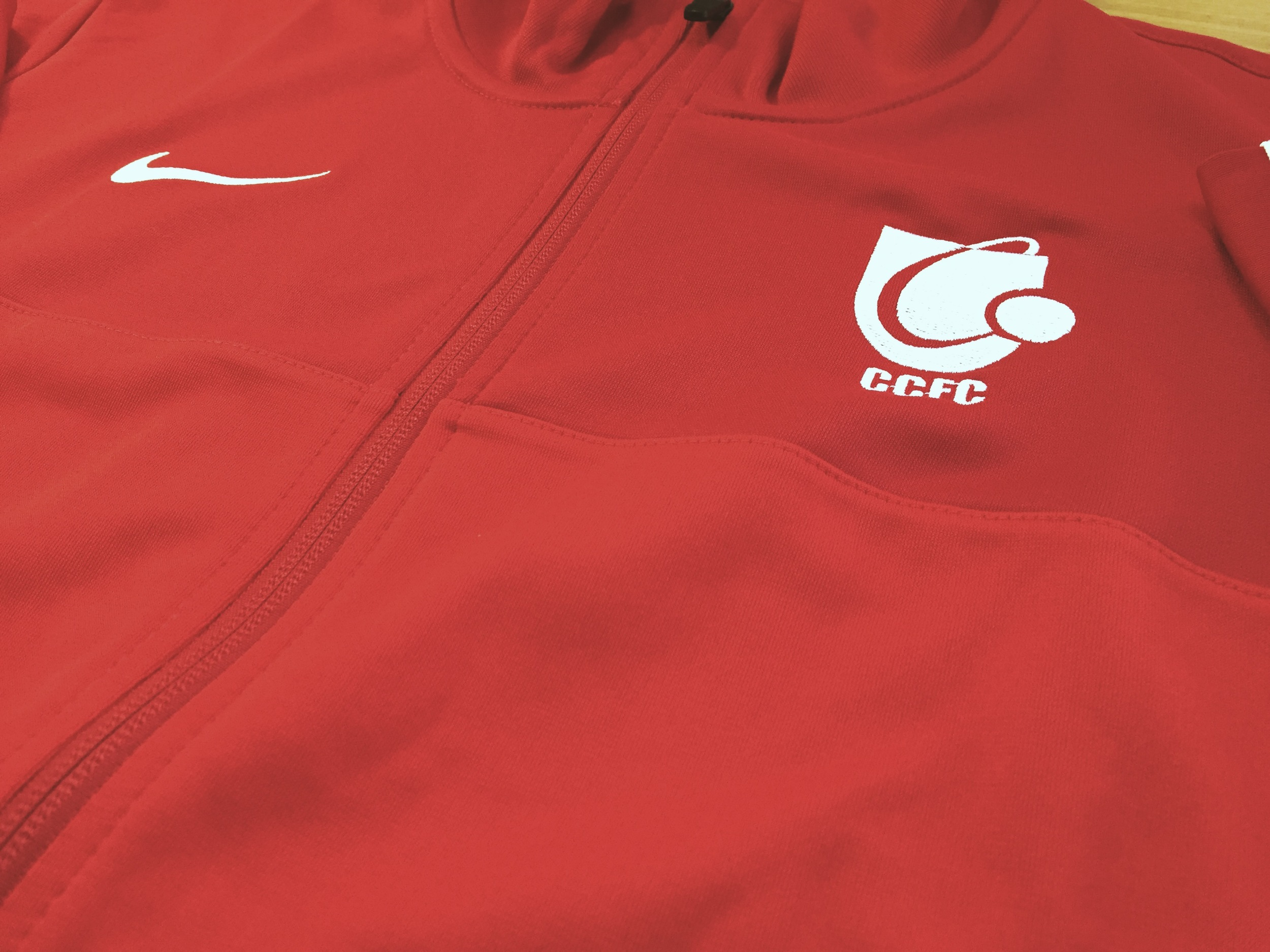 Canterbury City FC Nike Competition 13 Knit Jacket