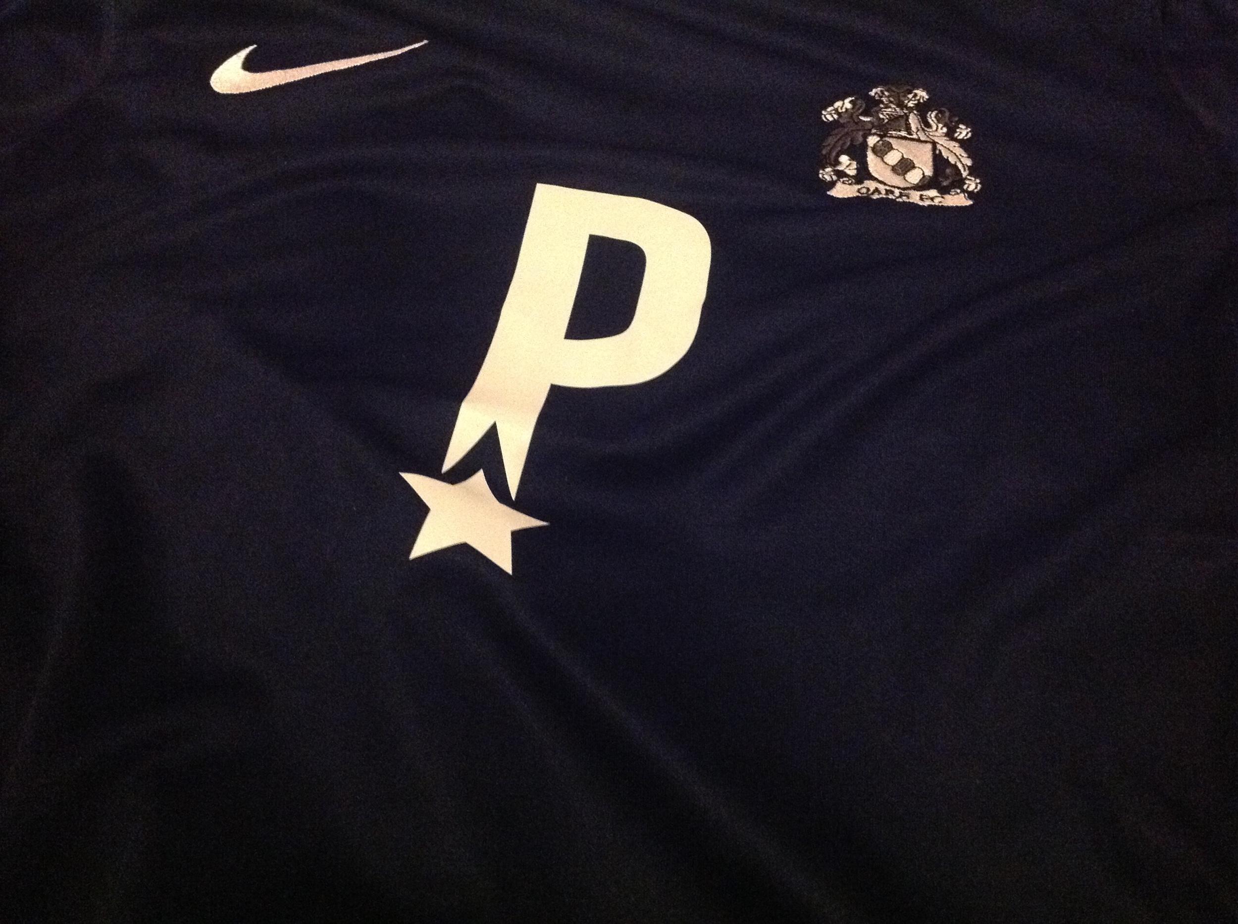 Oare FC Home Jersey 2014/15