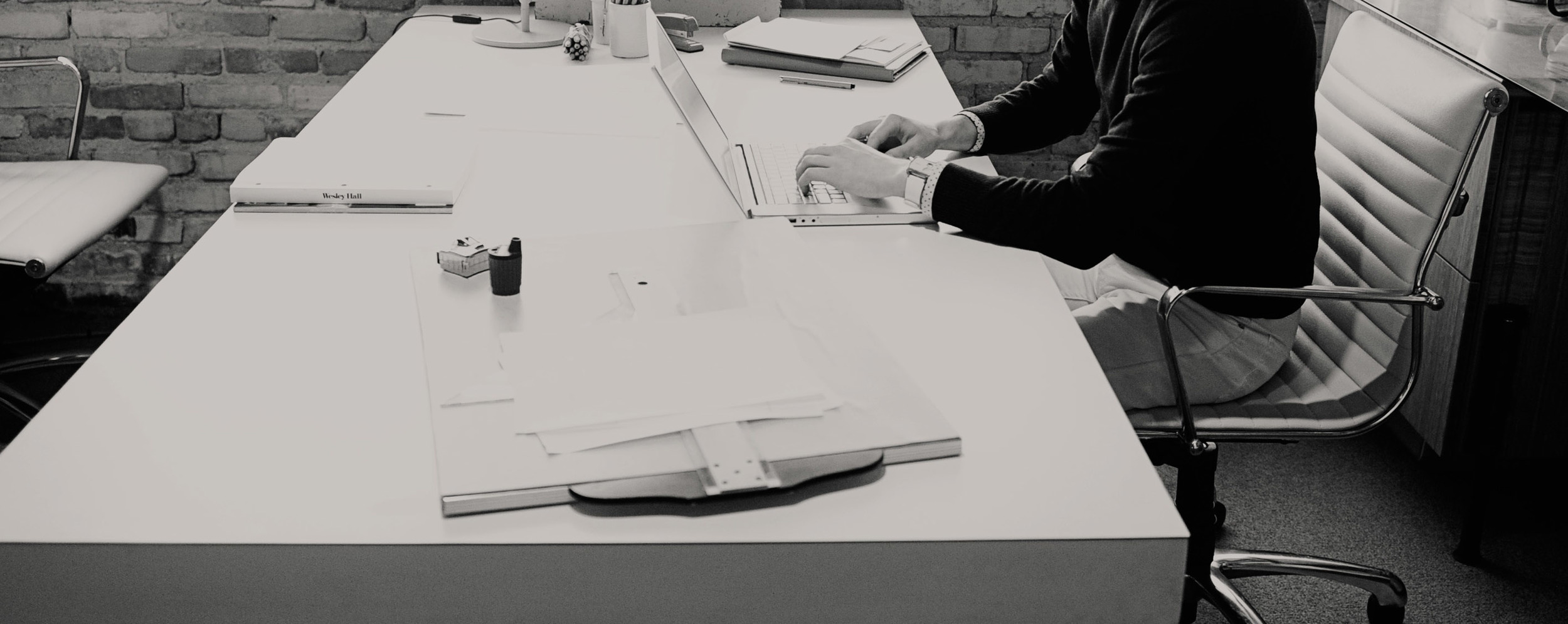 end desk