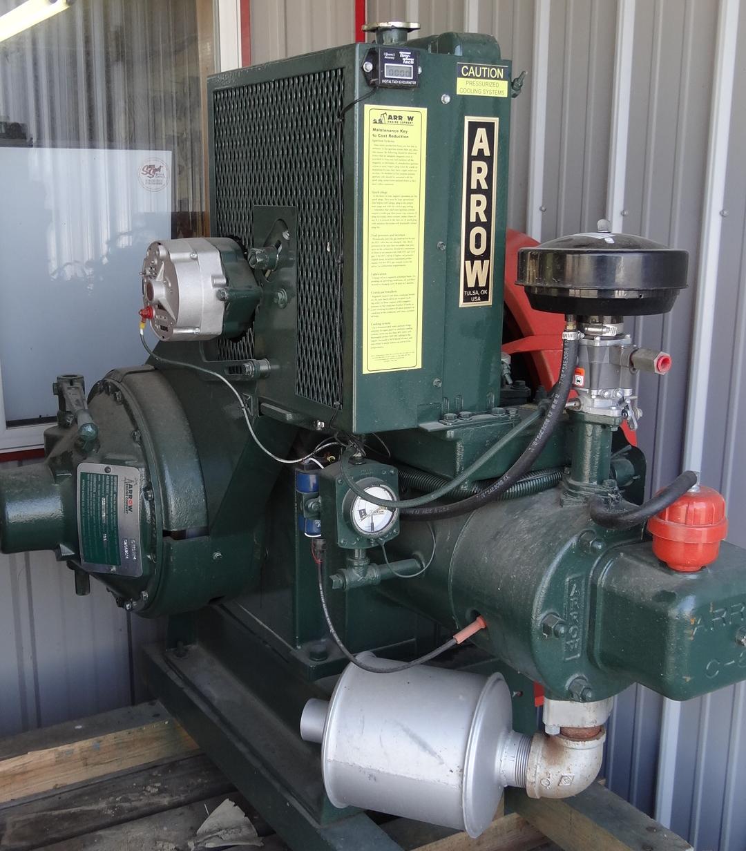 C-66 ENGINE.