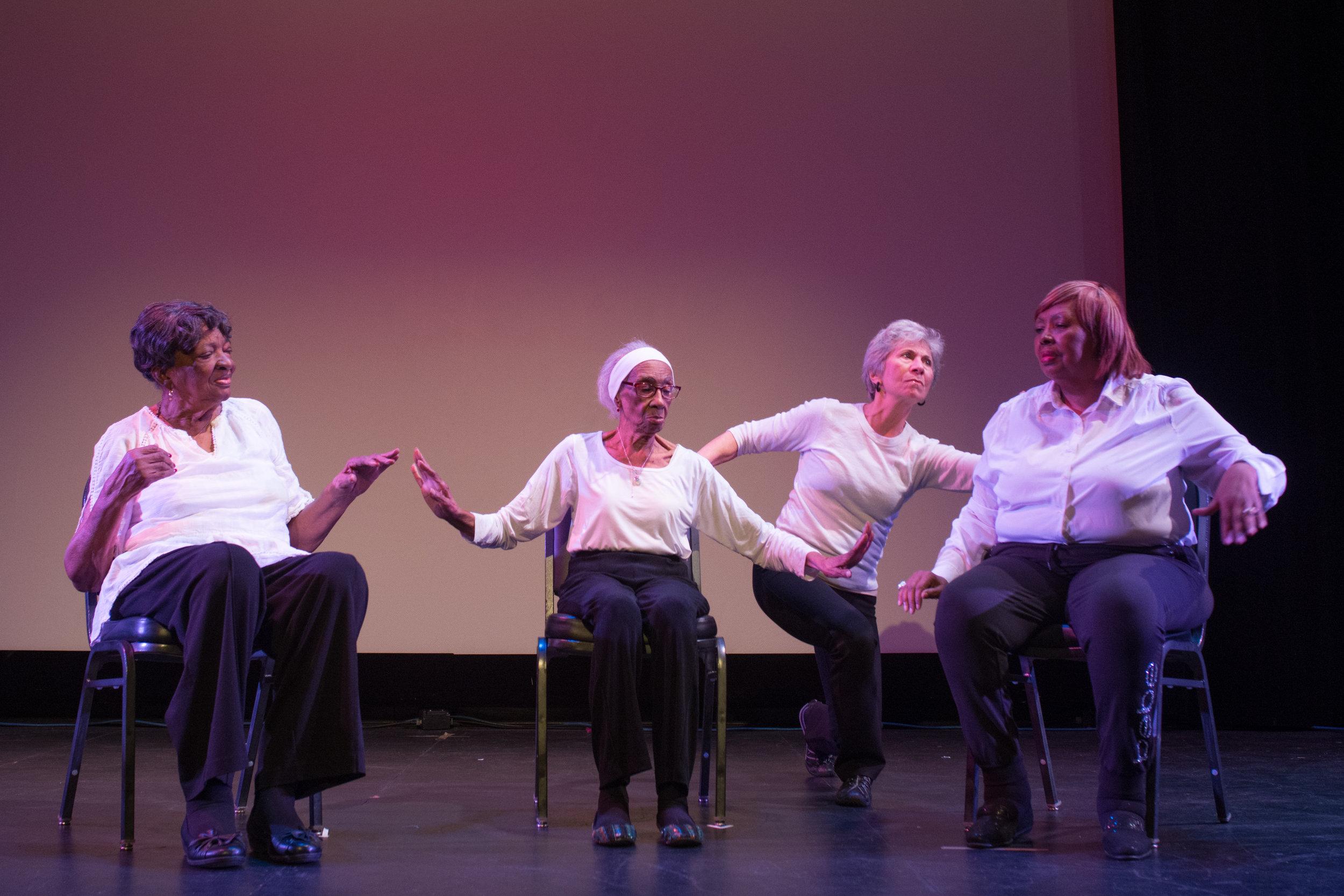 Yorkhouse Dancers at Leeway Changemakers Cabaret