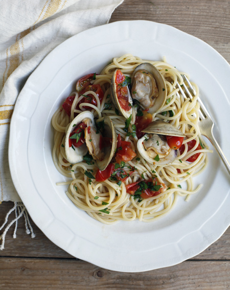 Littleneck Clam Pasta