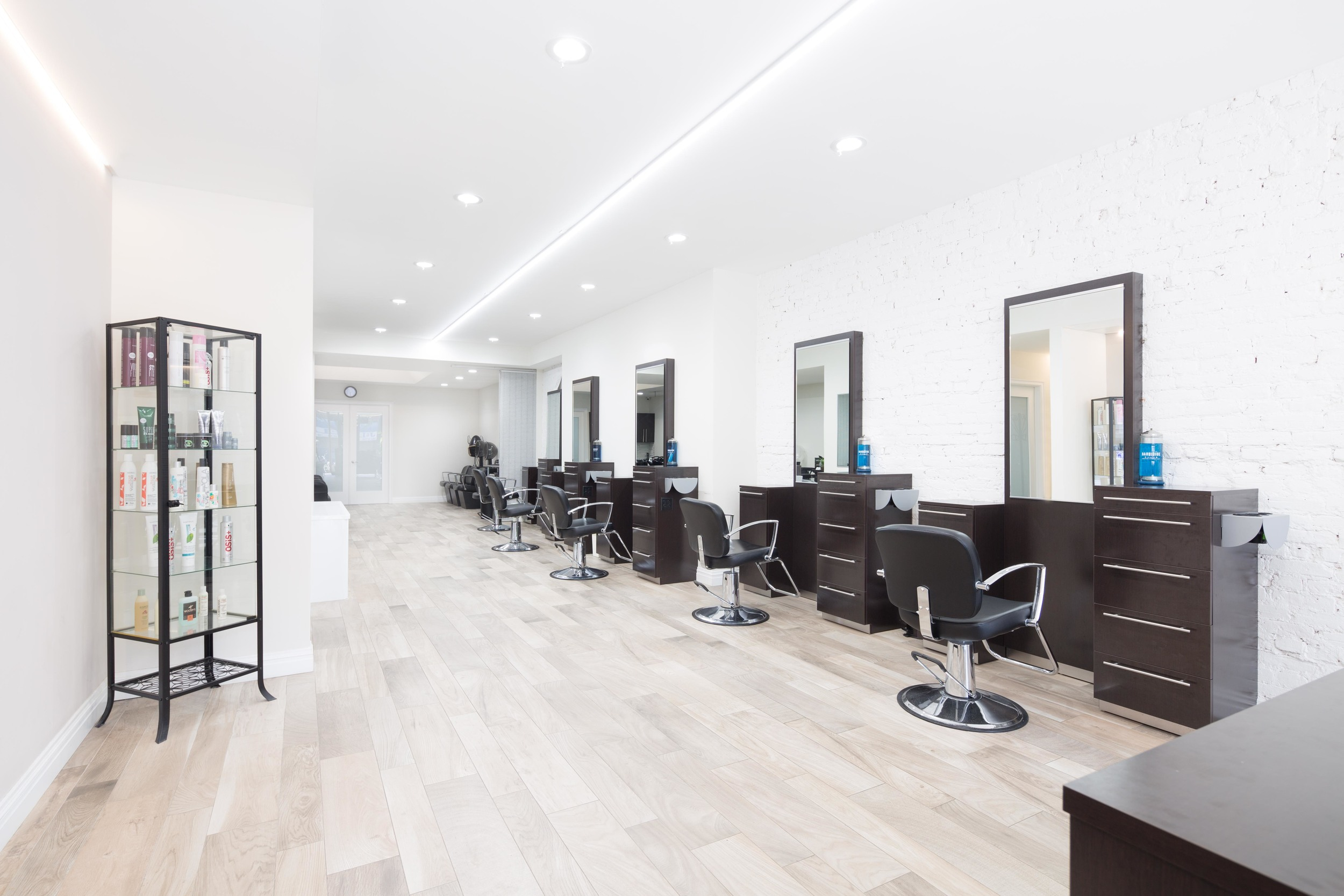 Hair Fair Salon   684 5th Ave, Brooklyn, NY 11215  Client:Giancola Contractors Inc.