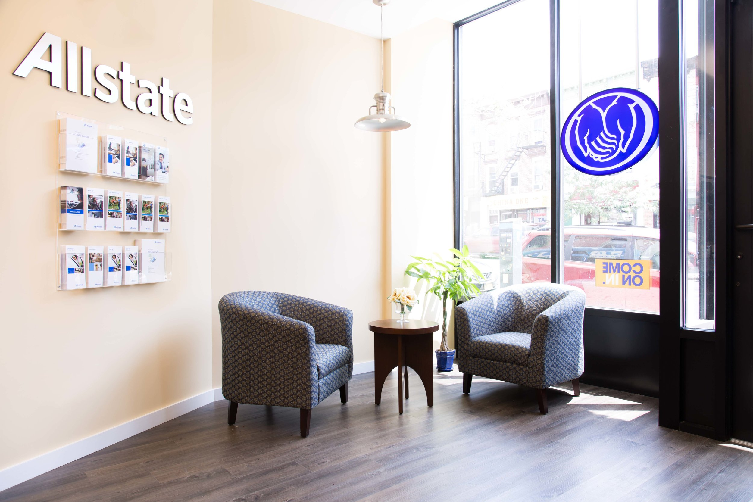 Allstate Insurance Office  684 5th Ave, Brooklyn, NY 11215  Client: Giancola Contractors Inc.