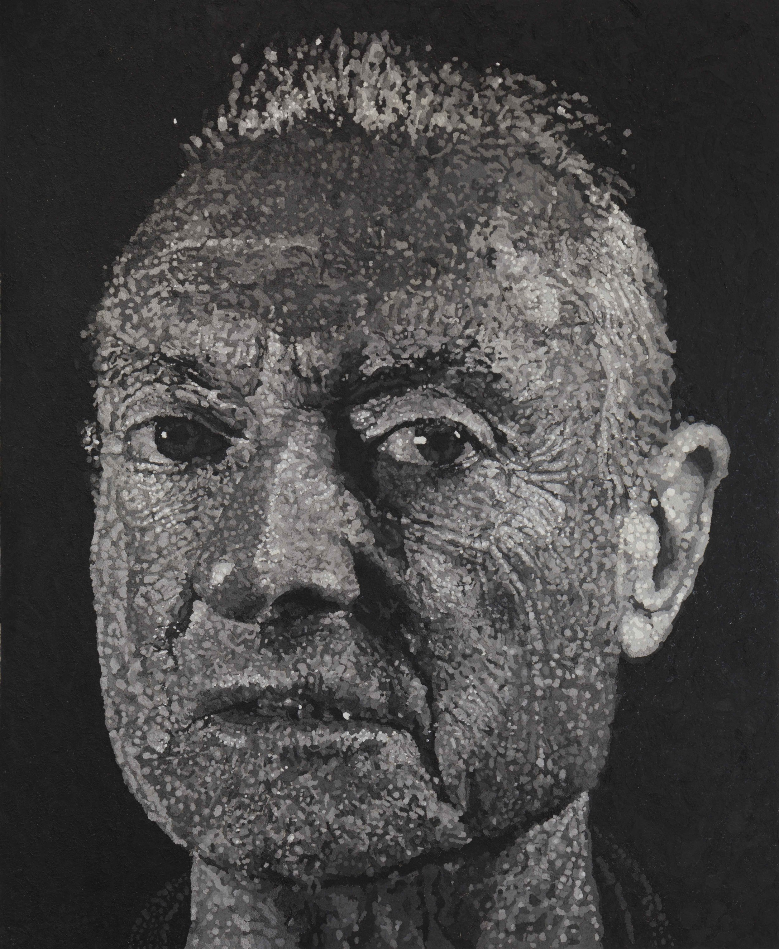 By Chuck Close
