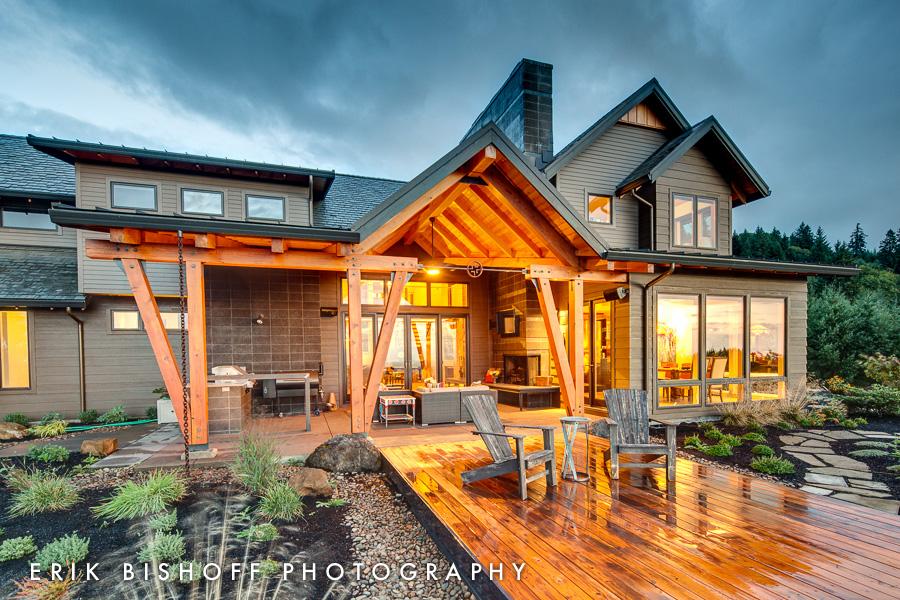 Coburg Hills House - Arbor South Architecture