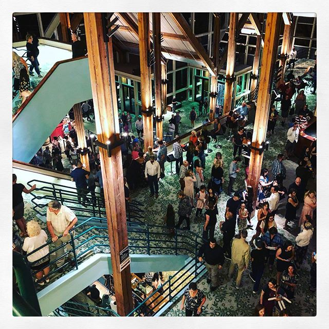 @hultcenter intermission. #wicked