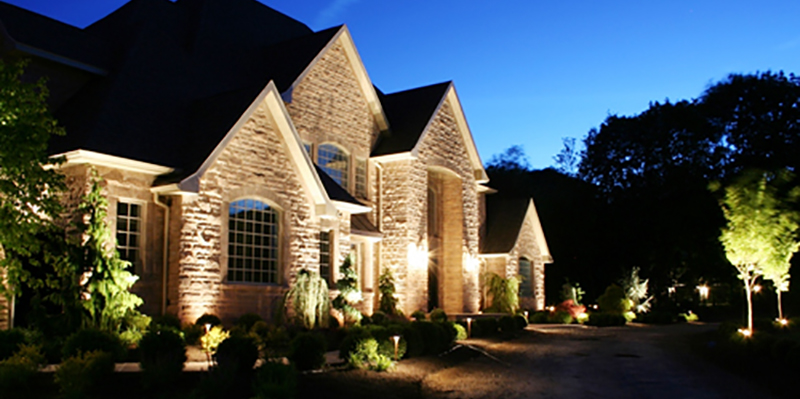Landscape Lighting The Woodlands, Tx