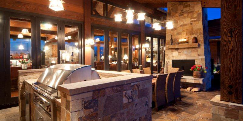 Outdoor Renovation The Woodlands, Tx