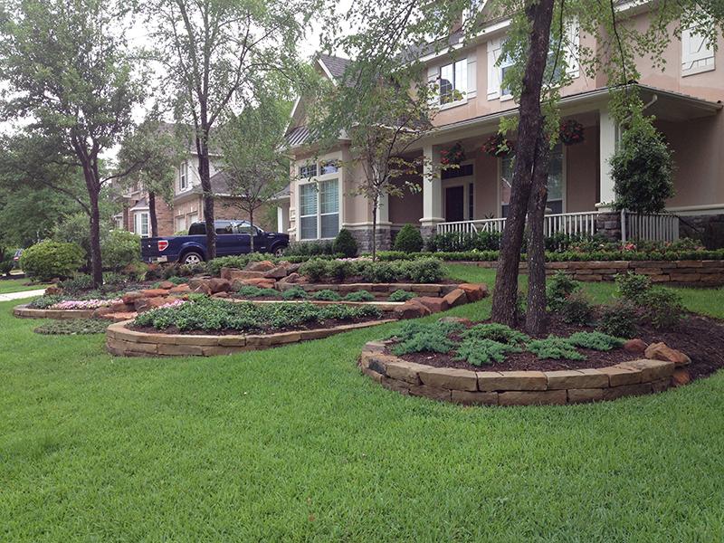 hacket-stone-retaining-walls-wall-moss-rock-steps-stairs-boulders-redbuds-tree-azaleas-junipers-asian-jasmine--The-Woodlands-tx-spring-montgomery-cypress-houston-front-yard-landscaping-ideas-landscaper-best-top-designer-lawn.jpg