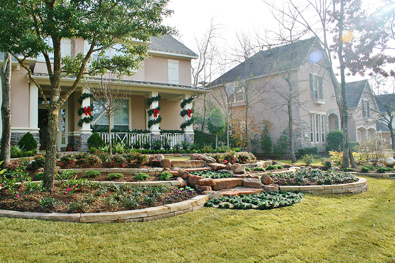 landscape-design-installation-stone-tiered-moss-rock-the-woodlands-envy-exteriors-spring-custom-houston.jpg