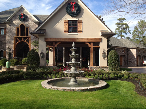 Pre-cast-4-tier-stone-fountain-with-custom-basin-and-submersiable-pump--The-Woodlands-Texas.jpg