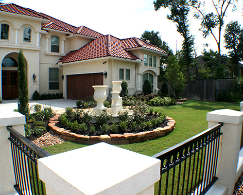 precast-stone-fountain-with-basin-and-submersible-pump-The-Woodlands-Texas.jpg