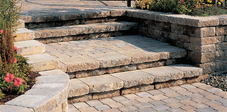 Stone Walkway Woodlands Landscaper.jpg