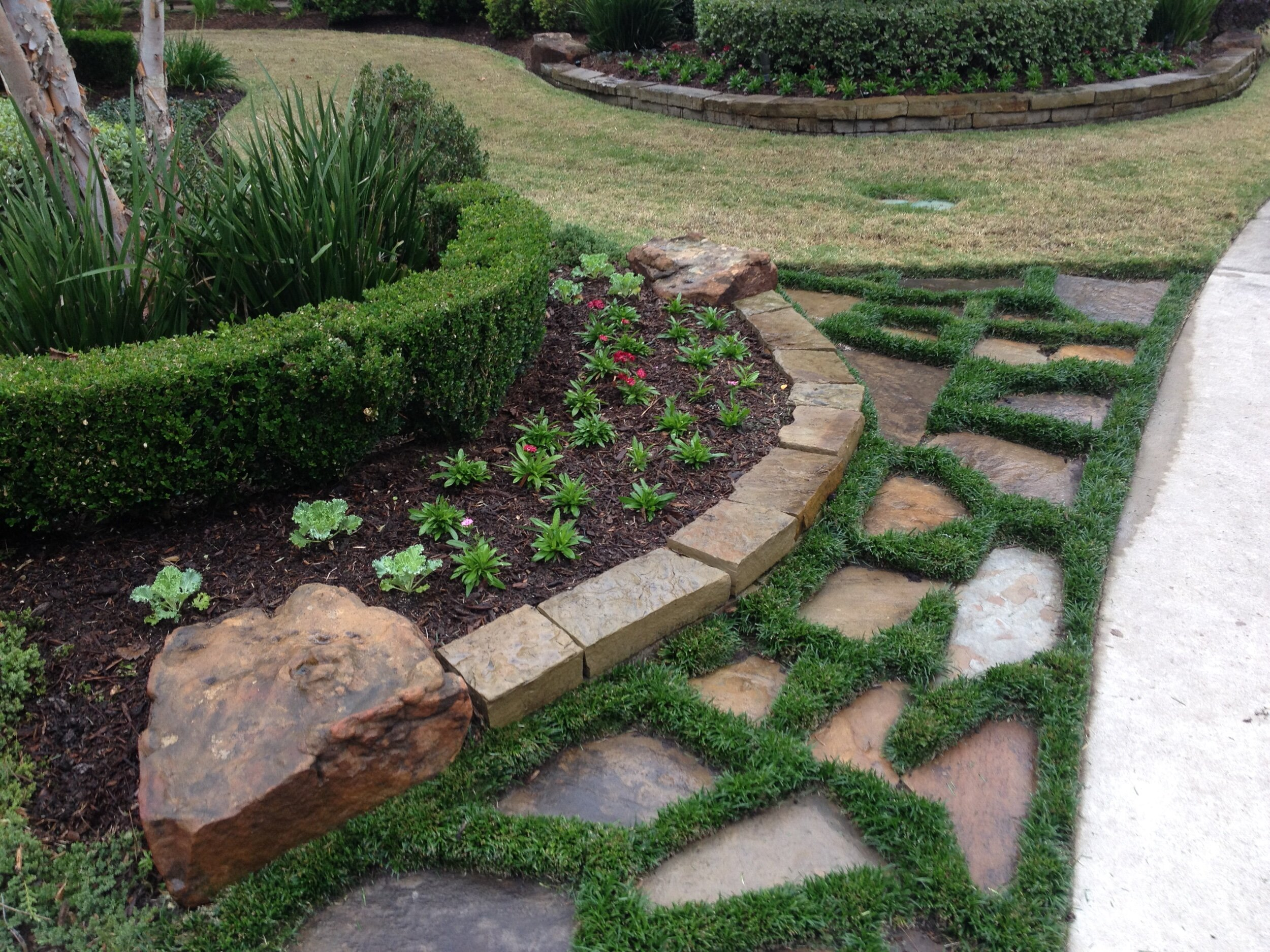 Landscape Architect Montgomery Tx Design Conroe Tx Landscaping Spring Envy Exteriors