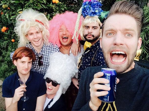 seans wig party