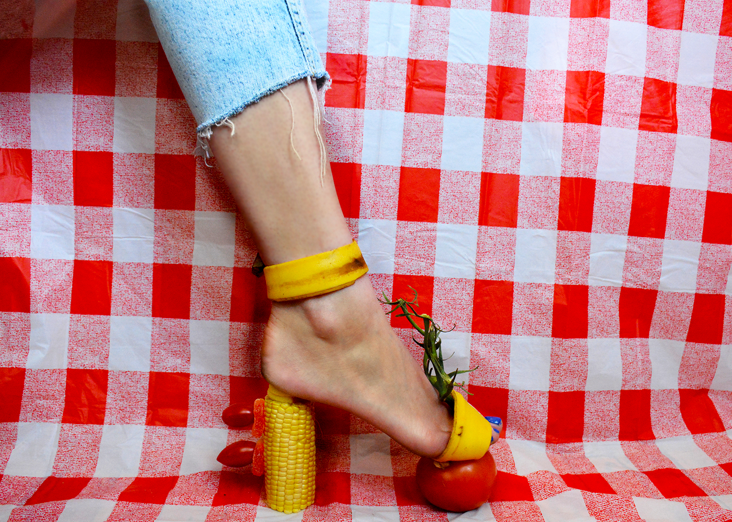 you say tomato, we say stiletto