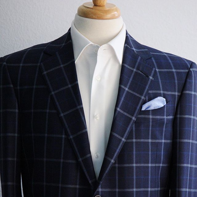 Versatility is key when it comes to sport jackets #hudsonsuits #nevercutcorners #bespokesuit #customsuits #handmade #sportjacket #tailormade