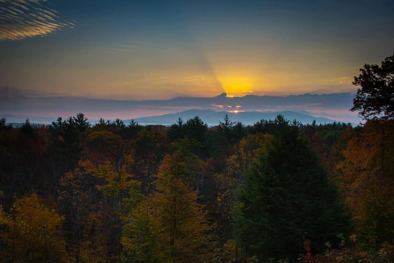 Sunrise in Ossippee