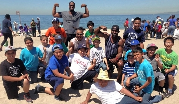 Keith featured at Annual Kids Ocean Day Program