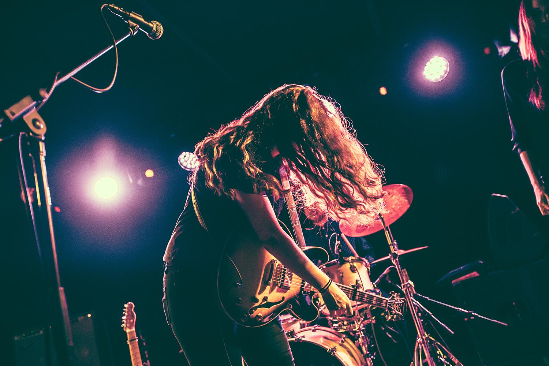 (live at Mercury Lounge, NYC // © Leonardo Mascaro)