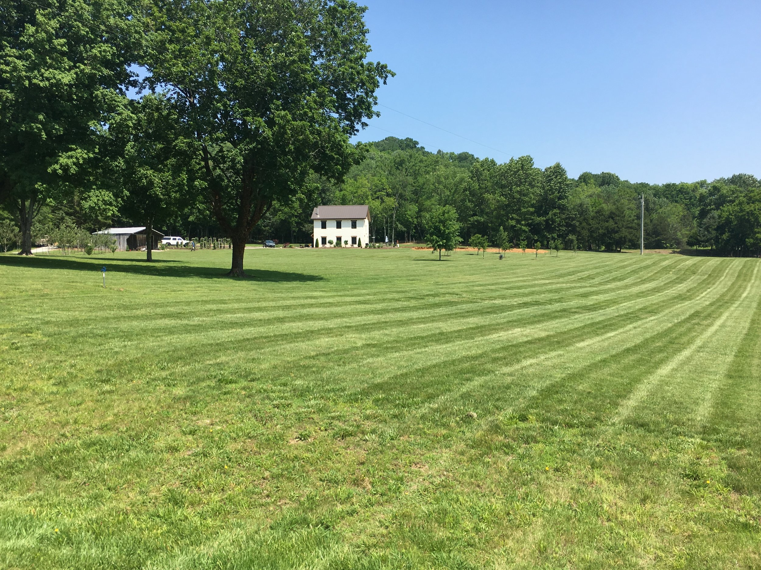 Black Twig Farms Summer Mowing