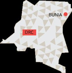 Bunia, Democratic Republic of Congo.