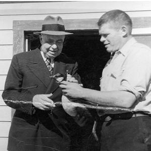 James Ford Bell and Albert Hochbaum