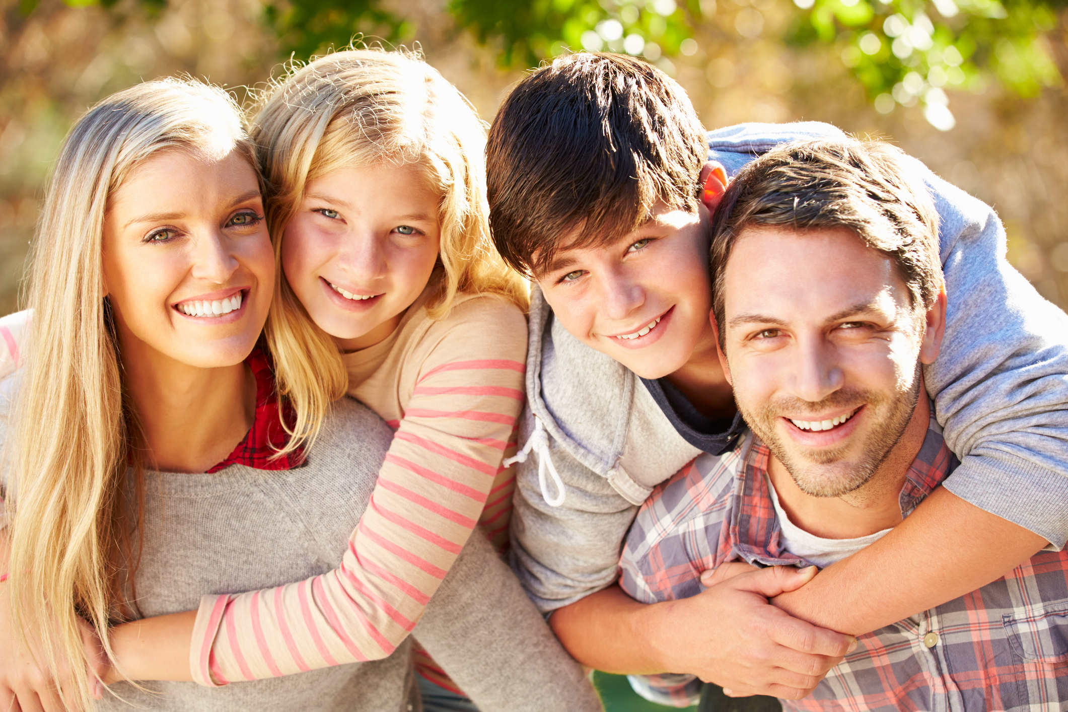 Sealants are applied during childhood and reapplied through adulthood as needed.