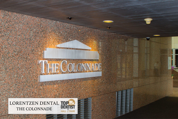 The Colonnade Golden Valley Lobby Dental Practice