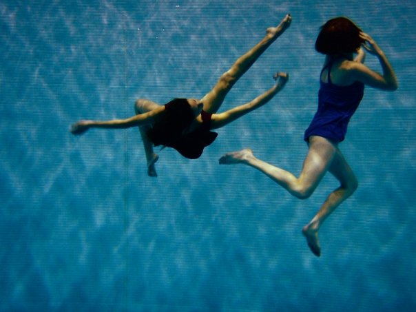 underwater photography synchro