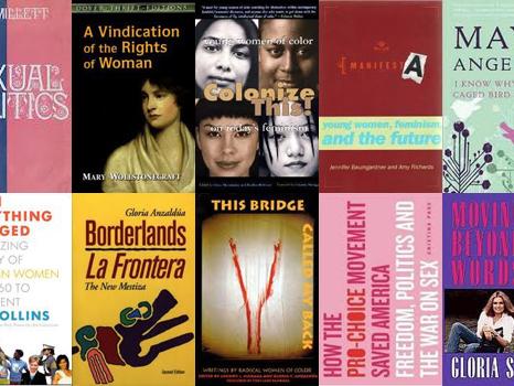 Top 100 Feminist Non-Fiction  Countdown   Ms ., 10/7/11