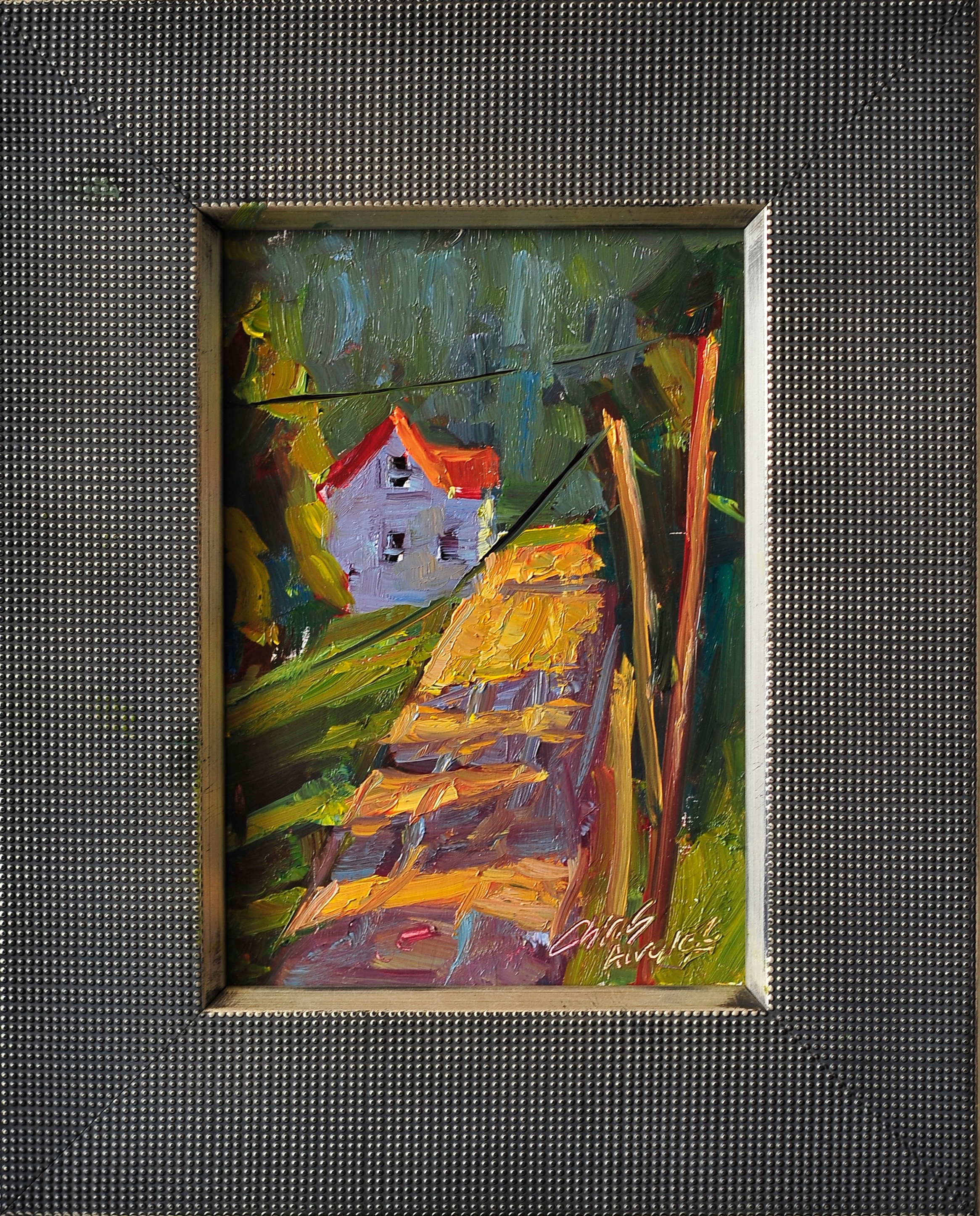 "Miniature, ""Sunset Road"", Chris Alvarez"