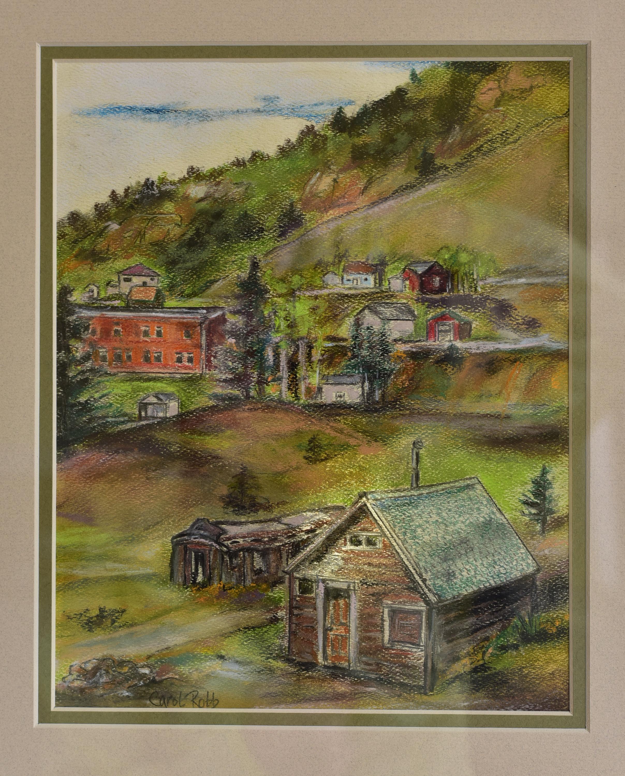 """Victor Elks  Carol Robb  """"Battle Mountain Survivor"""""""