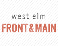 Front & Main: west elm blog  2.12.12:   Succulents + Stripes + Aquamarine    12.11.11:   Gift Guides + Party Planners + More