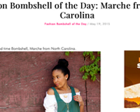 5.19.15: F ashion Bomb Daily Fashion Bombshell of the Day